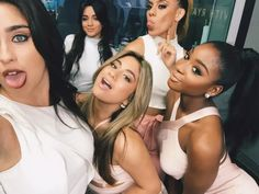Fifth Harmony at @OnAirWithRyan