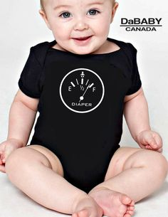 Funny Baby Onesie, Motorcycle Hot Rod Diaper Full Gauge Onesie, Gender Neutral, Unique Baby Gift, Baby Shower Gift, Motorcycle Bodysuit by DaBABY on Etsy