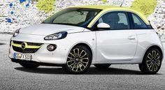 Opel ADAM prices - http://autotras.com
