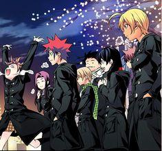 Shokugeki no Soma and Megumi Tadokoro Otaku, Manga Anime, Anime Art, Shokugeki No Soma Anime, Manga Books, My Hero Academia Manga, Fanart, Anime Characters, Chibi
