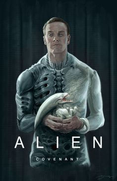 POSTER Alien Covenant fan art by Hyoung Nam #poster -Watch Free Latest Movies Online on Moive365.to