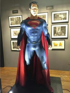 """New Photo Gives Clear Look At Wonder Woman's """"Batman V Superman"""" Suit - Comic Book Resources  Take flight with your own #Superman costume from #OfficialCostumes http://www.officialcostumes.com/superman-costumes"""