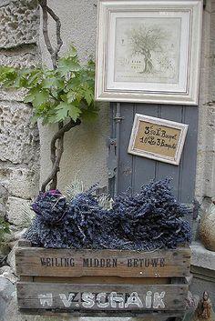 Les Baux de Provence -  le meli melo de val