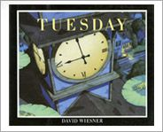 Tuesday. Or anything else by David Weisner.