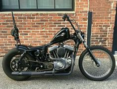 Sportster Chopper, Harley Davidson Sportster, Lane Splitter, Dilly Dilly, Bobber Motorcycle, Custom Motorcycles, Cars And Motorcycles, Cool Bikes, Bikers