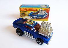 Matchbox Superfast 48: Pi-Eyed Piper
