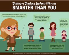10 Tricks for Teaching Students Who are Smarter Than You | BrainTrack Blog