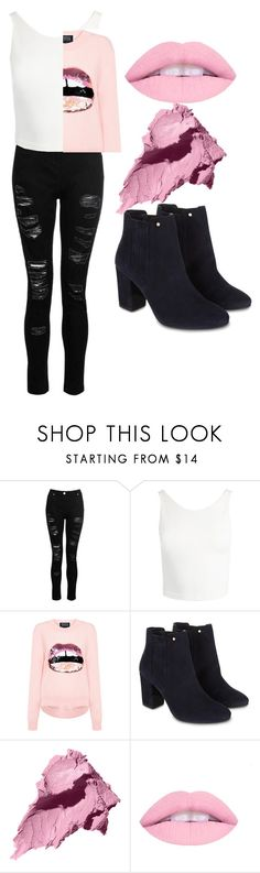 """""""call it whatever"""" by dulcem5574 ❤ liked on Polyvore featuring Dorothy Perkins, Sans Souci, Markus Lupfer, Monsoon and Bobbi Brown Cosmetics"""