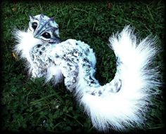 -SOLD-Posable Siberian Baby Dragon! by Wood-Splitter-Lee.deviantart.com on @deviantART