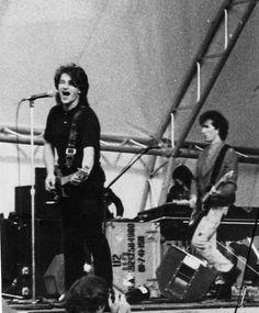Bono and Edge-1970s