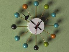 Vitra Ball Clock 3d model | George Nelson