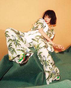 今最も多忙を極める若手女優 #吉岡里帆 のロングインタビューが実現ベイビーフェイスの愛され女子代表とも言える彼女が思う女性らしさとはそのほかアートガールな一面や独自の美容法は必読常に努力を惜しまず輝く等身大の吉岡里帆の魅力にとりつかれるはず February issue P018 Laid Back Luxury model @riho_yoshioka shirtpantsshoes @stellamccartney pierce @bijouri #nylonjapan #nylonjp #fashion #covergirl #coverstory #luxurybrand #stellamccartney #resortcollection #rihoyoshioka #ootd #coordinate #style #caelumjp - Culture and #Fashion - Women's #Dresses and Shoes - Purses and Accessories - #Luxury Lifestyles of Rich and Famous…