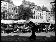 Bruxelles - Brussel - Brussels 1905-1910 (Cinematek).