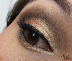 Look Battle   Make-Up zu meinem Lieblingsoutfit   Sweet Cherry   Beauty & Kosmetik Blog