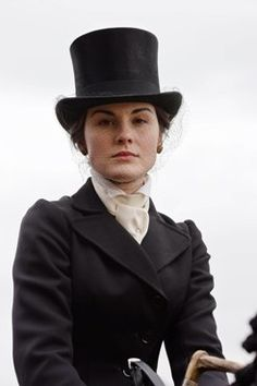 Mary - Downton Abbey. I'm longing for series 3!