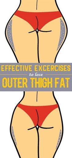 8 Simple Exercises To Reduce Outer Thigh Fat Fast| Posted By: NewHowToLoseBellyFat.com