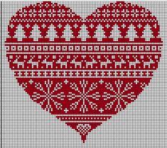 Cœur de Noël                                                                                                                                                                                 Plus