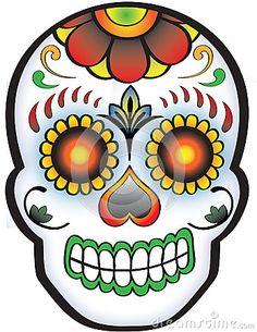 Google Image Result for http://www.dreamstime.com/day-of-the-dead-sugar-skull-thumb24880828.jpg