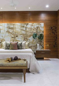 Usine Studio Architects Interior Designer Project Consultants Vadodara, Gujarat India is part of Bedroom furniture design - Modern Bedroom, Home Bedroom, Modern Bedroom Design, Bed Design, Modern Bedroom Interior, Interior Design Bedroom, Bedroom Bed Design, Loft Interiors, Interior Design