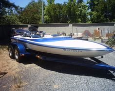 Eliminator Bubble Deck Jet Boat - When you are looking into adding a deck to your swimming pool, there are a few things that you will have to decide on. Fast Boats, Cool Boats, Speed Boats, Power Boats, Jet Boats For Sale, Drag Boat Racing, Yacht Boat, Sailing Boat, Flat Bottom Boats