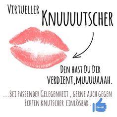 #Virtueller #Knutscher ☺️ Den hast Du Dir verdient,muuuaaah...   Bei passender #Gelegenheit auch gerne gegen echten #knutscher einlösbar ✌️#einfachmalso #love #liebe #ichmagdich #boy #girl #instalove #fonta #kuss #küssen #lippen ... Ps.Markiere einfach mal so jemand den Du magst