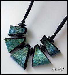 Folded Beads | by Helen Breil