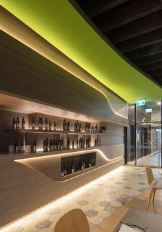 Illuminated Bar Google Search Bar And Restaurant Lighting - Bar design tribe hyperclub by paolo viera