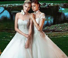 GRETA - CRISTINA  #sposa #abiti #dress #bride #bridal #wedding #2017 #impero #matrimonio #nozze