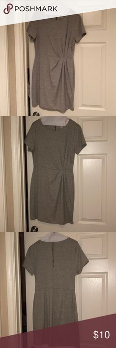 Gray women's dress Forever 21 basic gray dress Forever 21 Dresses