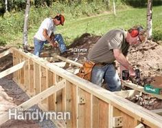 Wood Retaining Walls Com Wood Wood Retaining Wall