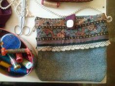 Borsina #Frida handmade
