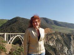 Bixby Bridge, Big Sur, CA. 2007 #trinamansfield