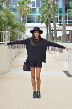 Fringe and lace - JUNE sixty-five