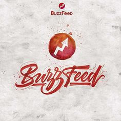 Recriando logos famosos com lettering - Imagine vários logos famosos recriados com lettering. Conheça o TypeMyBrand, projeto de David Millan, que recriou marcas como Gatorade, Nutella, Red Bull e Netflix.