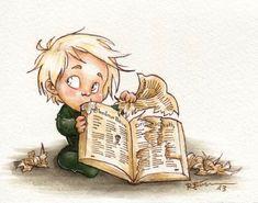 Baby Draco by CaptBexx.deviantart.com on @deviantART