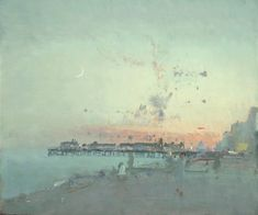 Fred Cuming | Hastings Pier 20x24