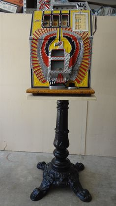 slot machine stands for sale