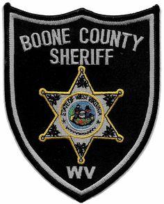 Boone co sheriff