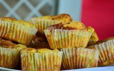 Slané pečení: Bramborové muffiny s rozmarýnem   Ahaprozeny.cz Plats Latinos, Grain Free, Dairy Free, Gluten Free, Spinach Muffins, Comida Latina, Small Cake, Latin Food, Saveur