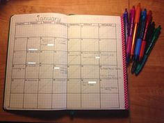 The Couponing Mommy: 2015 Bullet Journal & My Pen Obsession