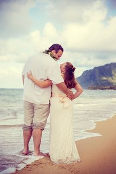 Hawaii Beach Wedding- North Shore, Oahu www.nokaoimediaworks.com