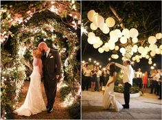 [tps_header] Lightning is a key component to setting the mood, the whole atmosphere for your wedding that people often forget about. Today we suggest you to take a look at the gallery below with some different styles ...