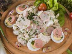 Frankfurti saláta recept