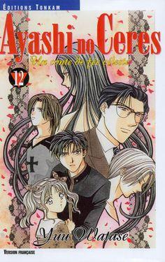 Ayashi no Ceres by Yuu Watase - 14 volumes - French edition : Tonkam