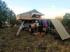 Roof Rack Tent, Roof Top Tent, Camping Set Up, Camping Life, Offroad, Outdoor Gear, Ranger, Explore, Adventure