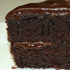 Old Fashioned Chocolate Buttermilk Cake – Fresh Family Recipes