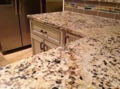 Caroline Summer leather finish granite. Love it!!