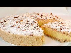 Bez rúry, čerstvé a mäkké do 30 minút - YouTube Baking Recipes, Cake Recipes, Dessert Recipes, Rhubarb Tart, Kinds Of Desserts, Italian Desserts, Homemade Ice Cream, No Bake Treats, Special Recipes