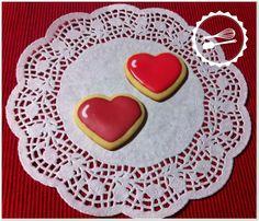 Baunilha Cor-de-Rosa: #cookies #love
