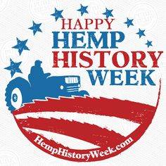 Wishing A Happy Hemp History Week To All Our #Fam And Friends. Hemp Your Face Off This Week!! #PureHemp #TheOriginal